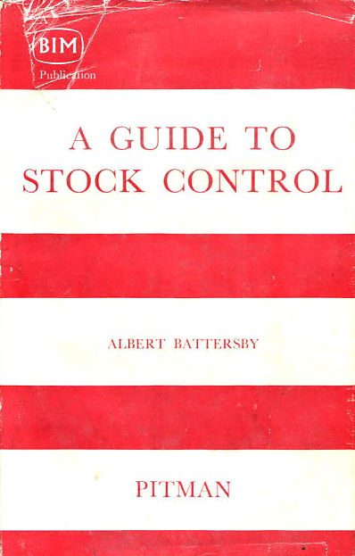 Image for A Guide to Stock Control