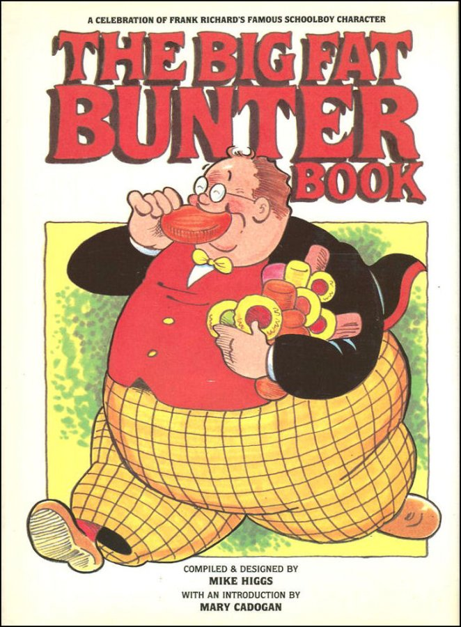 Image for The Big Fat Bunter Book