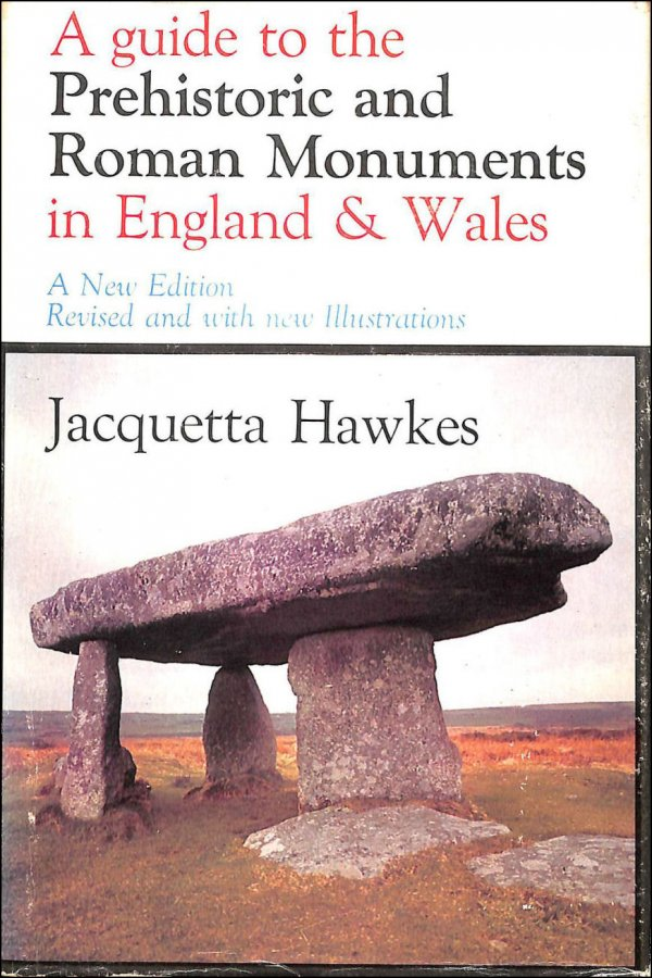 Image for A Guide To The Prehistoric And Roman Monuments England And Wales