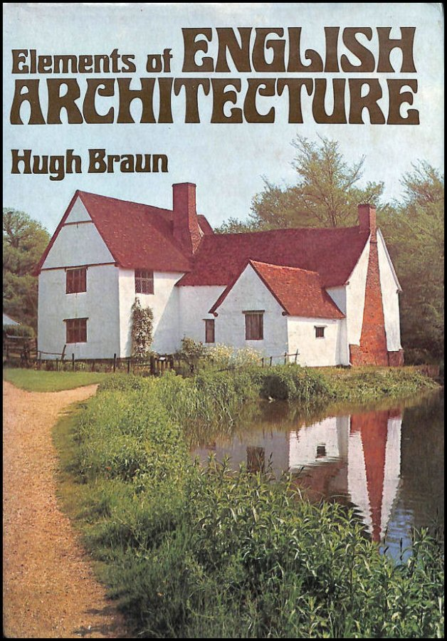 Image for Elements of English Architecture