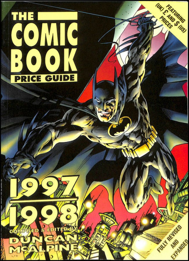 Image for The Comic Book Price Guide 1997-98