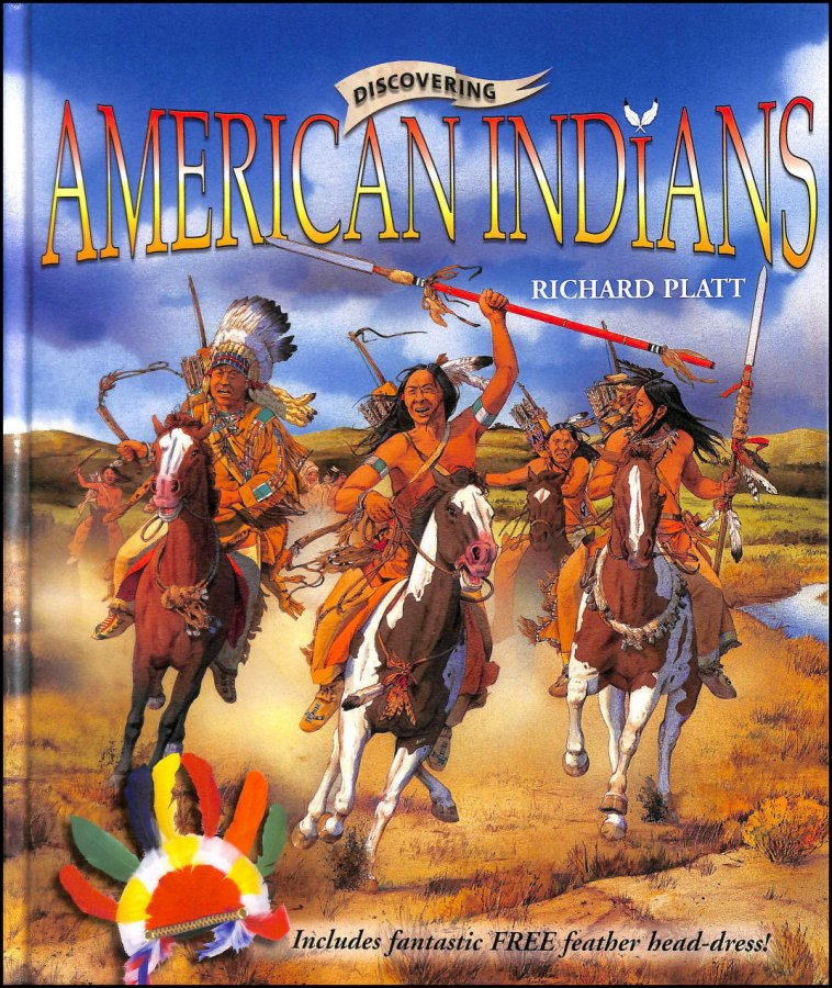 Image for Discovering American Indians (Discovering History)