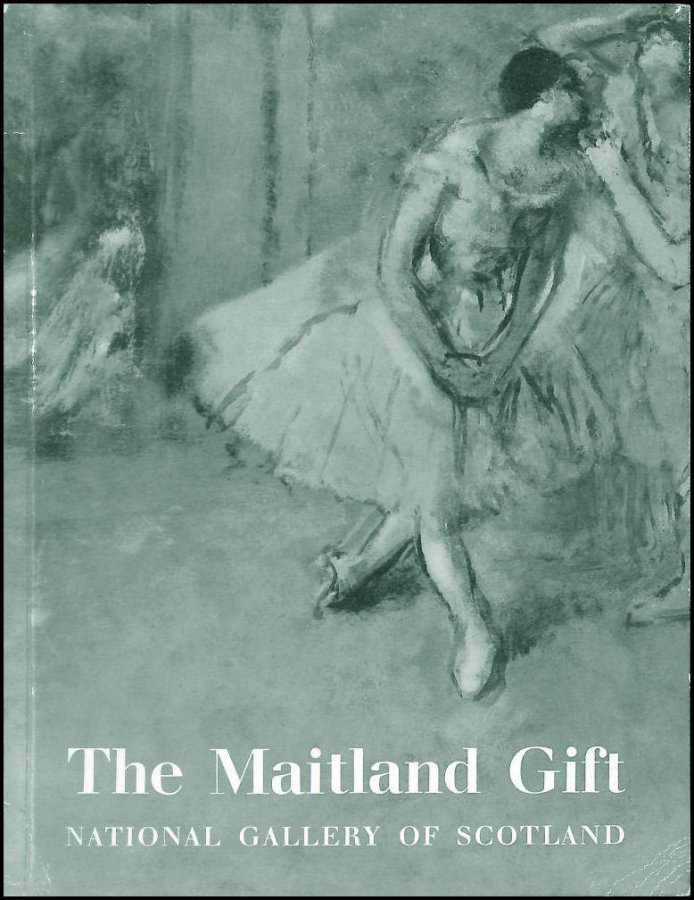 Image for The Maitland Gift And Related Pictures, 19Th And 20Th Century French Paintings,