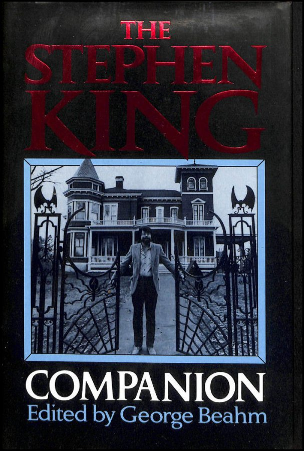 Image for Stephen King Companion