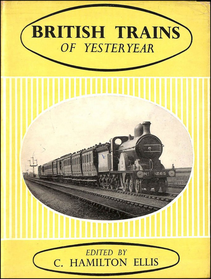 Image for British Trains Of Yesteryear