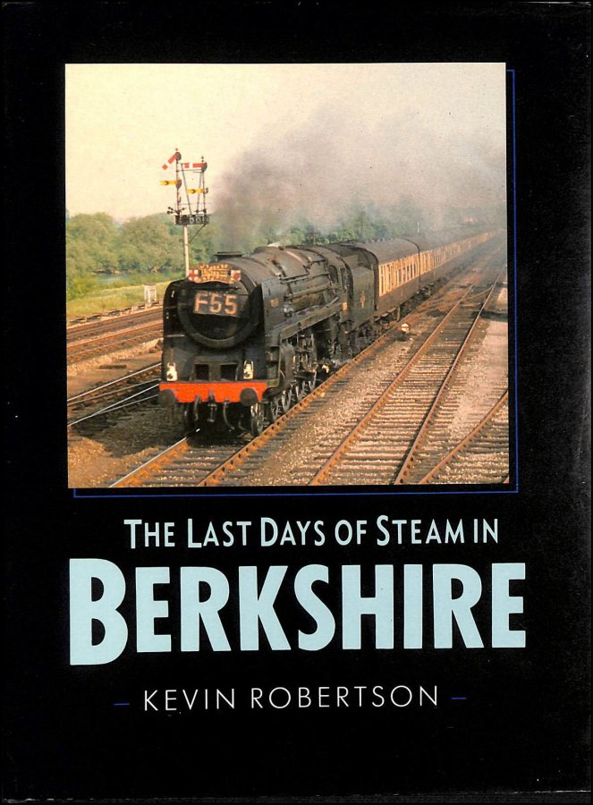 Image for Last Days of Steam in Berkshire