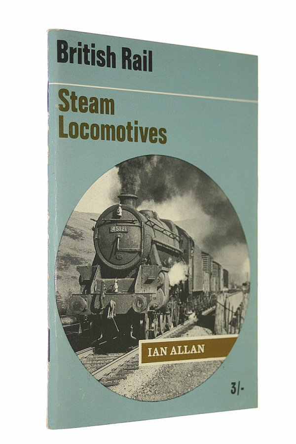 Image for abc British Rail Steam Locomotives