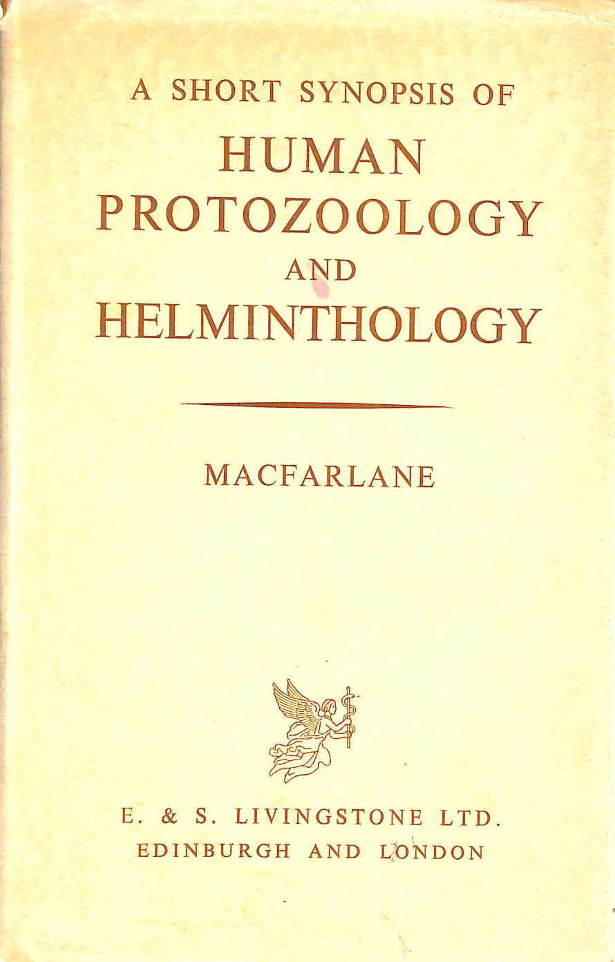 Image for A Short Synopsis Of Human Protozoology And Helminthology (Hardcover)