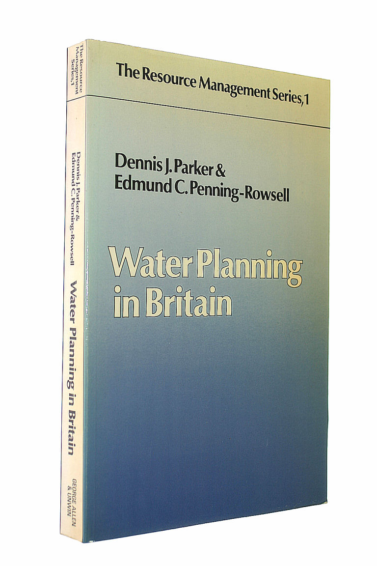 Image for Water Planning in Britain