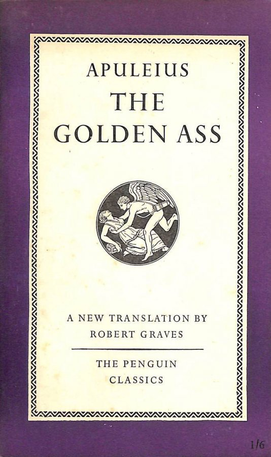 Image for Apuleius. The Golden Ass