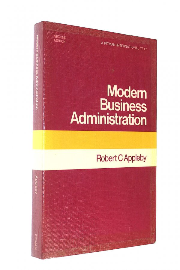 Image for Modern Business Administration (A Pitman international text)