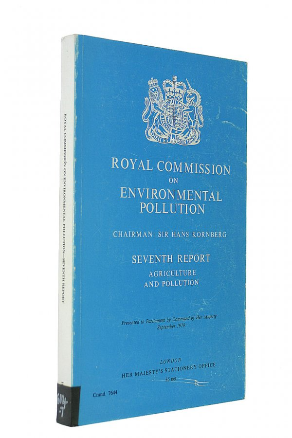Image for Agriculture and Pollution: 7th Report (Command 7644)