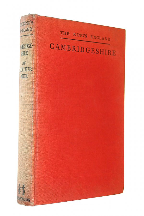 Image for Cambridgeshire: the country of the Fens. (King's England).