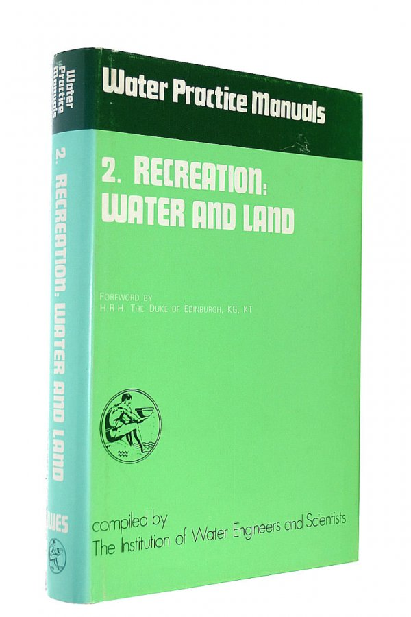 Image for Recreation: Water and Land (Water Practice Manuals)
