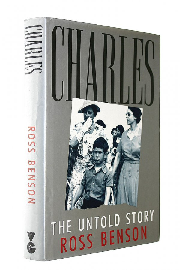 Image for Charles: The Untold Story