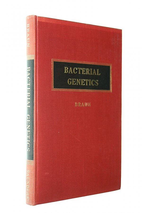 Image for Bacterial Genetics, etc