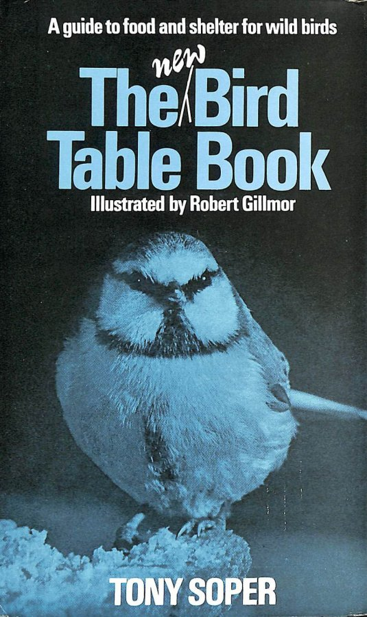 Image for THE NEW BIRD TABLE BOOK.