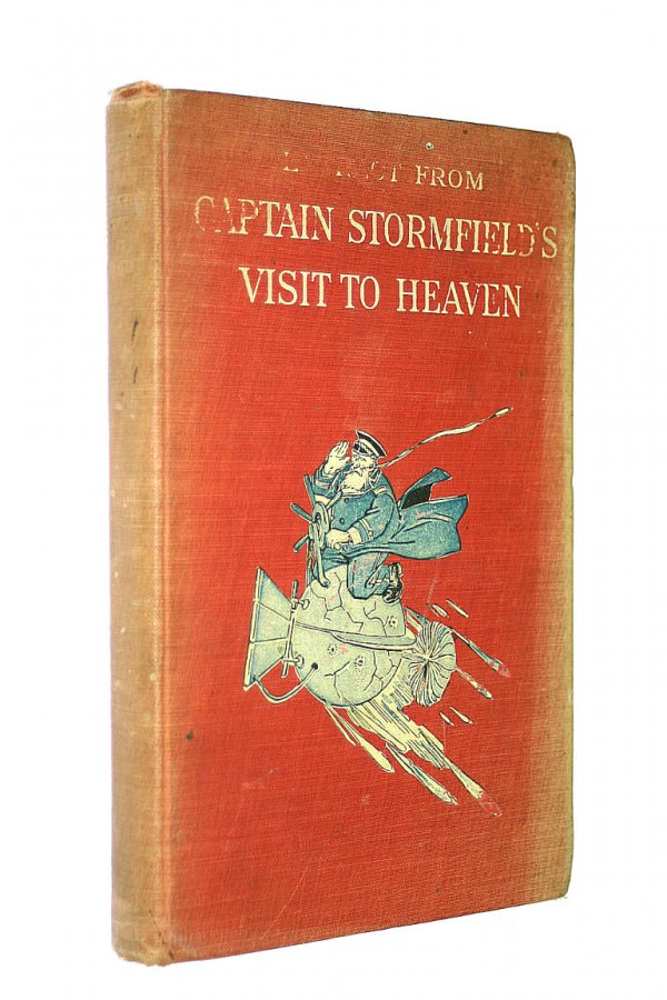 Image for Extract from Captain Stormfields Visit to Heaven / by Mark Twain