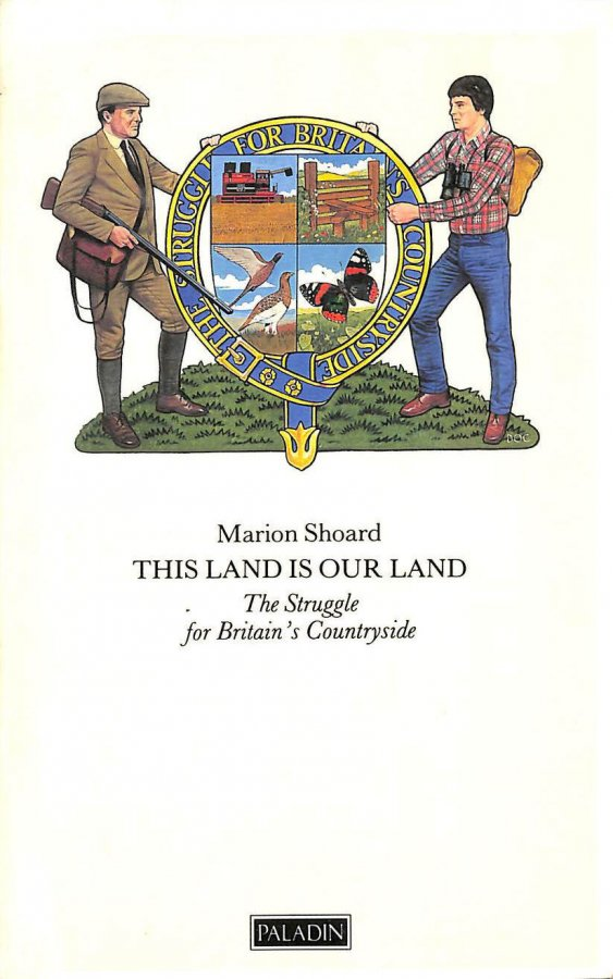 Image for This Land is Our Land: Struggle for Britain's Countryside (Paladin Books)