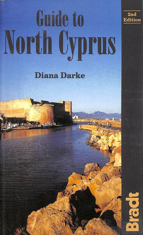 Image for Guide to North Cyprus (Bradt Guides)