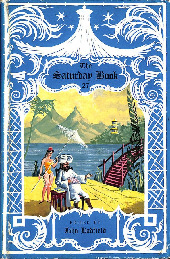 Image for The Saturday Book (27th Year)