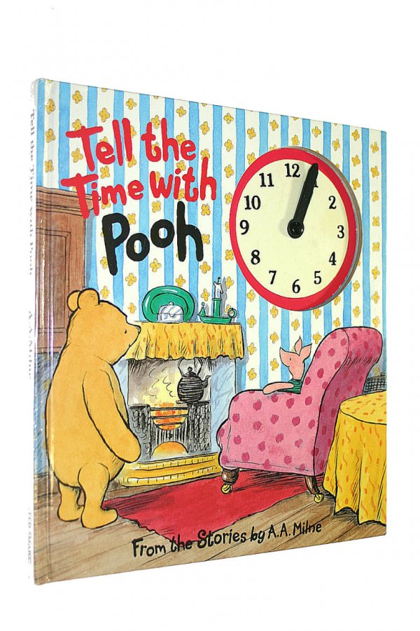 Image for Tell the Time with Pooh