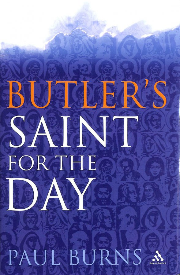 Image for Butler's Saint for the Day