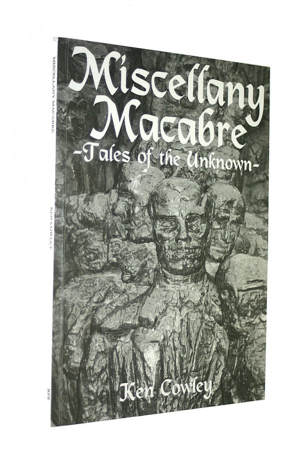 Image for Miscellany Macabre: Tales of the Unknown