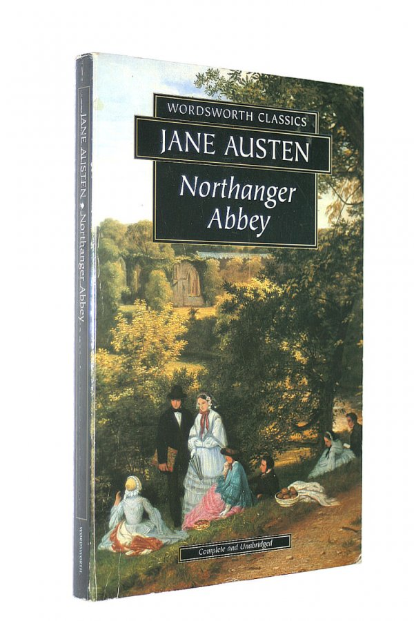 Image for Northanger Abbey (Wordsworth Classics)