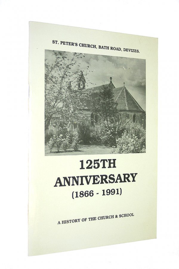 Image for St Peter's Church Devizes, 125th Anniversary