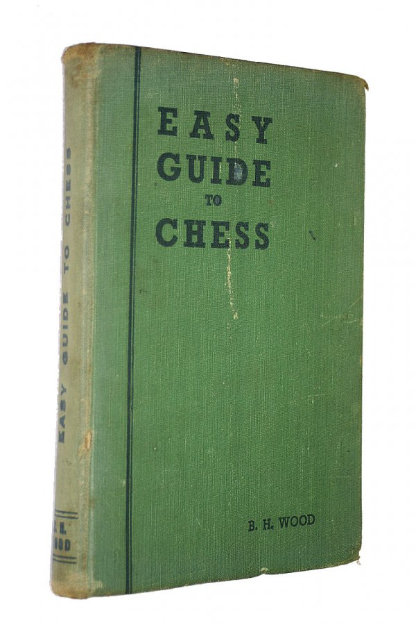 Image for easy guide to chess