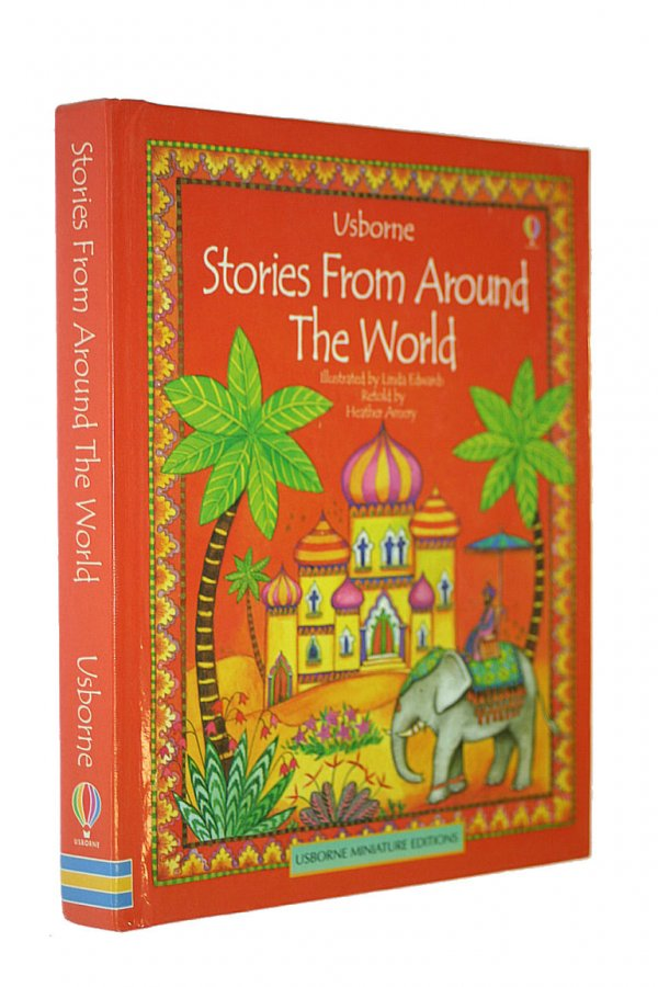 Image for Mini Stories from Around the World (Miniature Editions)