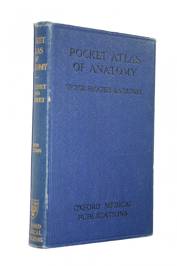 Image for Pocket Atlas Of Anatomy.
