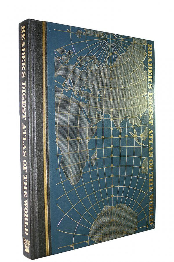 Image for Reader's Digest Atlas of the World
