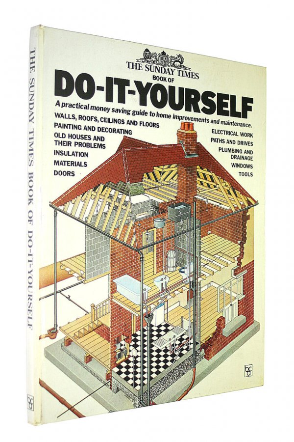 Image for The Sunday Times Book Of Do-It-Yourself
