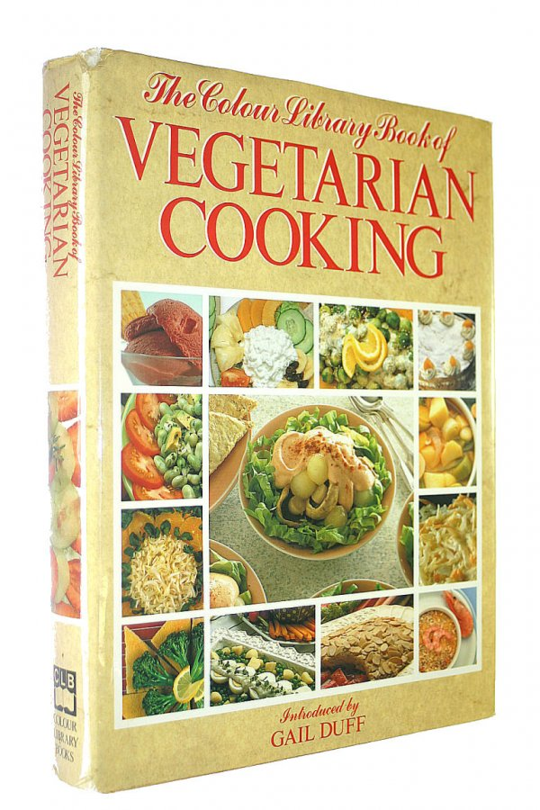 Image for The Colour Library Book of Vegetarian Cooking