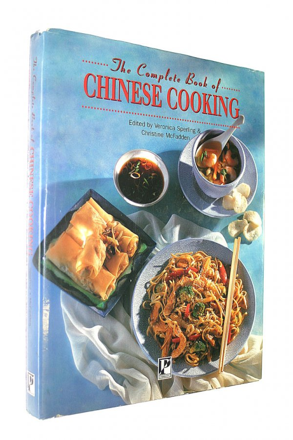 Image for The Complete Book of Chinese Cooking