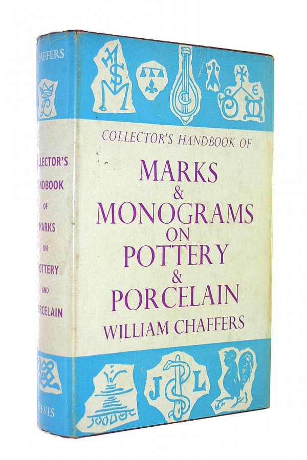 Image for Collector's handbook of marks and monograms on pottery and porcelain