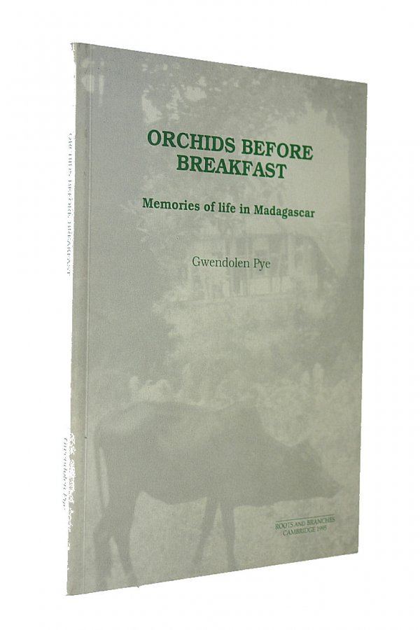 Image for Orchids before breakfast