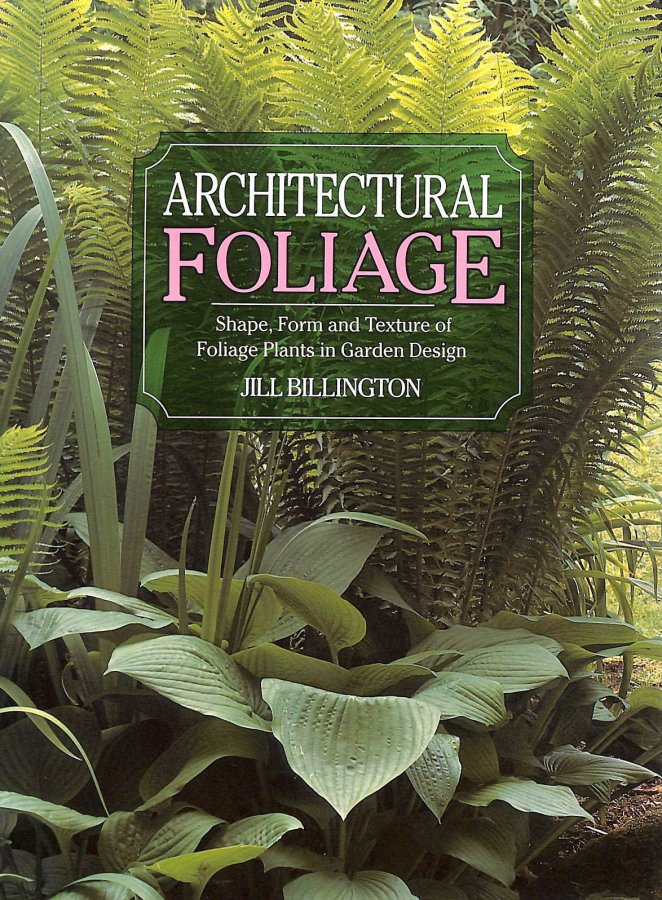 Image for Architectural Foliage
