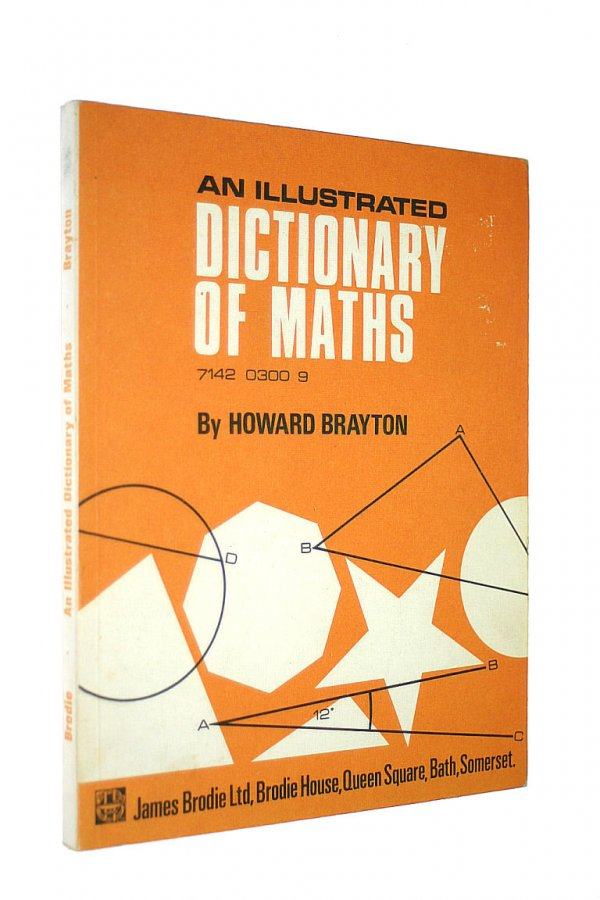 Image for Illustrated Dictionary of Mathematics
