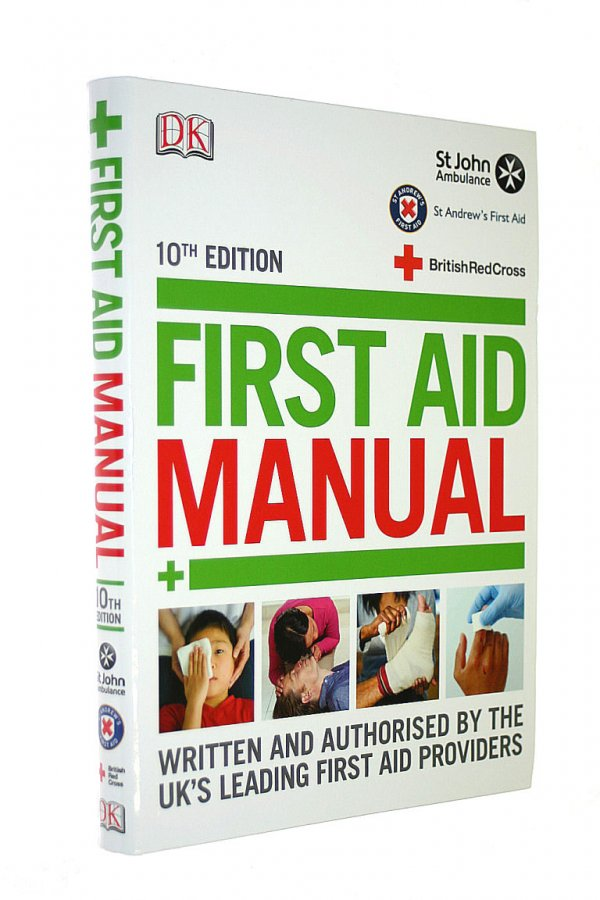 Image for First Aid Manual (Dk First Aid)