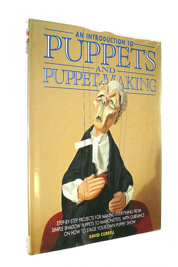 Image for An Introduction to Puppets and Puppet-making