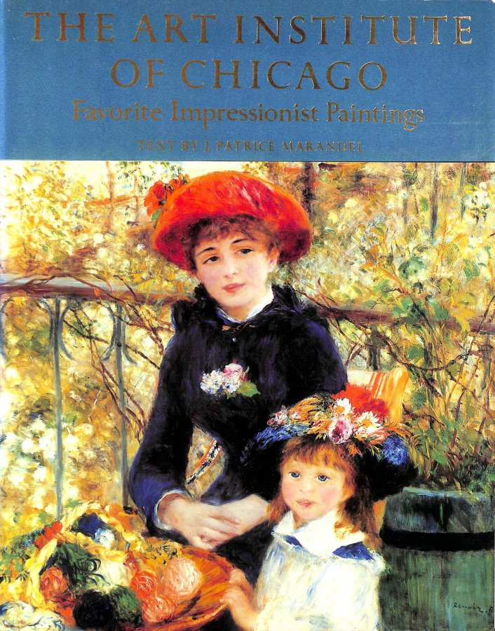Image for Art Institute Of Chicago : Favorite Impressionist Paintings