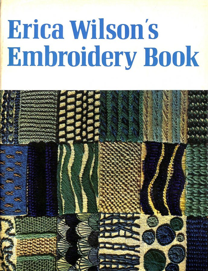 Image for Erica Wilson's Embroidery Book