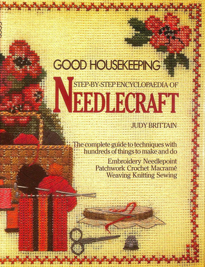 "Image for ""Good Housekeeping"" Step by Step Encyclopaedia of Needlecraft"