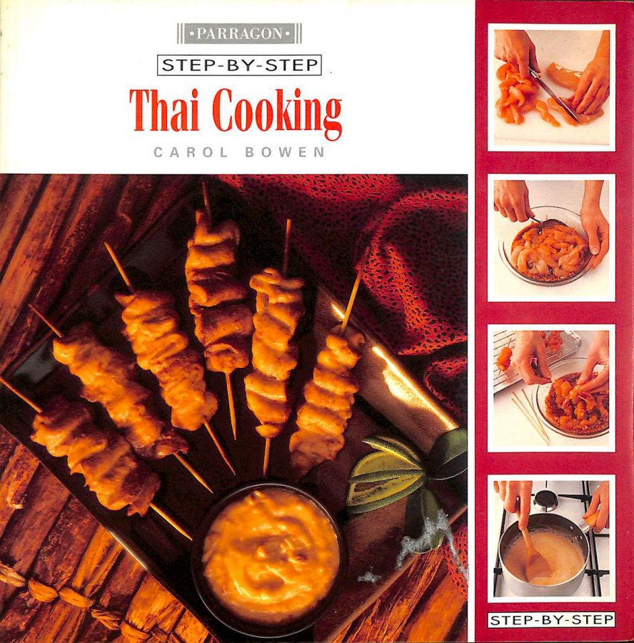 Image for Thai Cooking : Step-by-Step