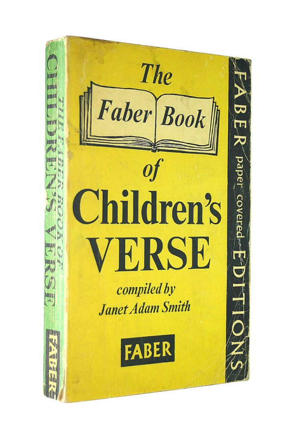 Image for The Faber Book of Children's Verse