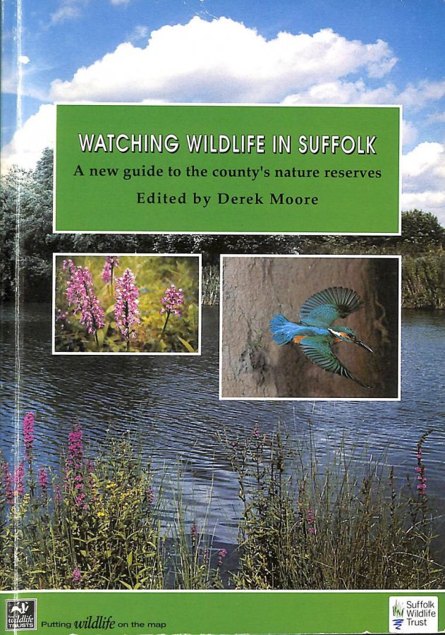 Image for Watching Wildlife in Suffolk