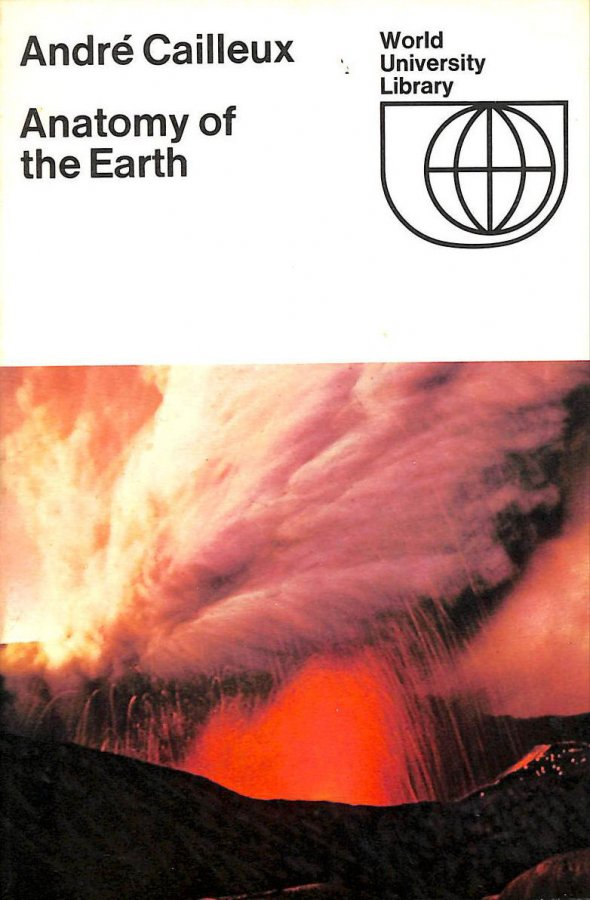 Image for Anatomy of the Earth